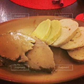 チェコの伝統料理の写真・画像素材[4139206]