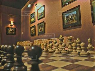 チェスの写真・画像素材[2932090]