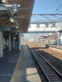 線路は続くよどこまでも✨の写真・画像素材[2934149]