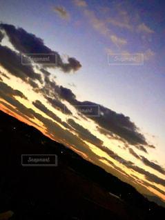 ある朝の風景の写真・画像素材[2936490]