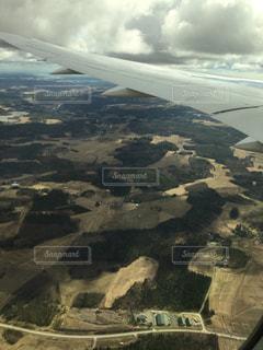 山の眺めの写真・画像素材[2939448]
