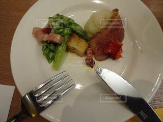 ある日のディナーの写真・画像素材[2943957]