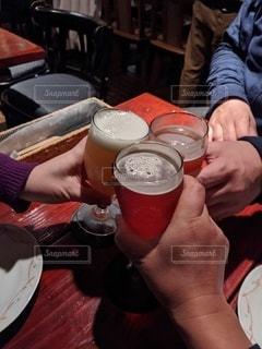 乾杯の写真・画像素材[2940350]