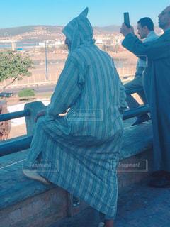 モロッコで見つけた魔法使いの写真・画像素材[2958482]