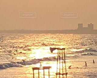 ゴールドビーチ♡夏の写真・画像素材[2968101]