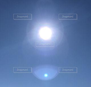 光の輪の芸術空の写真・画像素材[3165883]