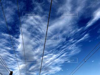 鳳凰見たいな雲の写真・画像素材[2963552]