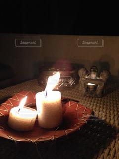 バリ島の夜の写真・画像素材[1107241]
