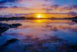 夕日の写真・画像素材[2968330]