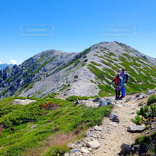 山へ行こうの写真・画像素材[3114931]
