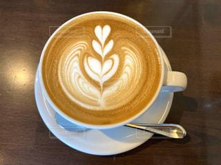 コーヒーを一杯の写真・画像素材[2975157]