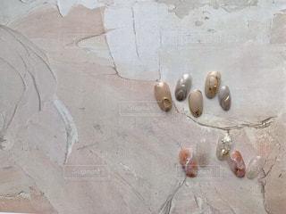 石垣のクローズアップの写真・画像素材[2992693]