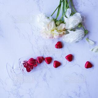 バレンタインの写真・画像素材[4203616]
