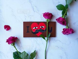 バレンタインの写真・画像素材[4203618]