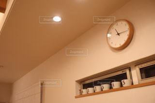 時計 北欧 インテリアの写真・画像素材[2989307]