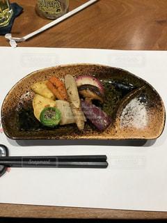焼き野菜たちの写真・画像素材[1136707]