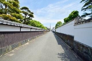 萩城 城下町の写真・画像素材[4170829]