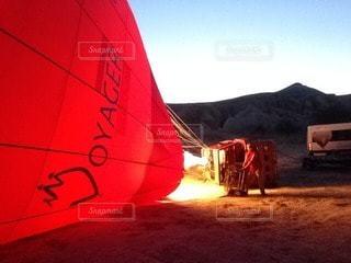 気球の写真・画像素材[115866]