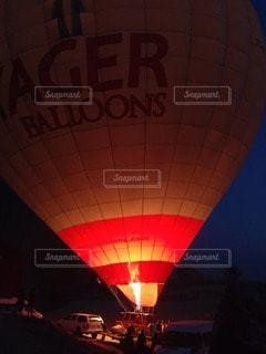 気球の写真・画像素材[115867]
