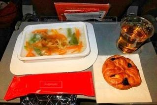機内食の写真・画像素材[2988896]