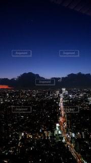 東京の夜の写真・画像素材[2986192]