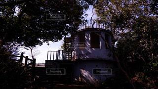 猿島展望台の写真・画像素材[2989170]
