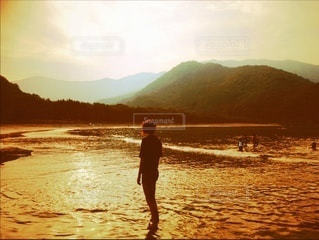 夏の終わりの写真・画像素材[2992323]