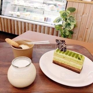 ケーキ屋さんの写真・画像素材[3007710]