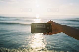 夕陽の写真・画像素材[2993510]