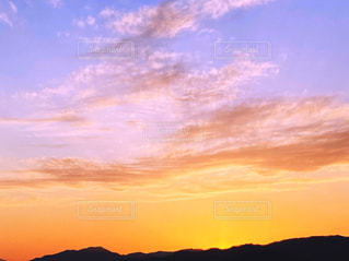夕焼けの写真・画像素材[3063524]