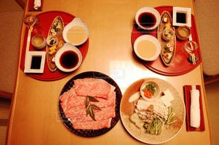 豪華な晩ご飯の写真・画像素材[2999485]