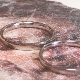 指輪の写真・画像素材[2999810]