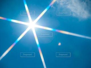 青い空!白い雲!眩しい太陽!の写真・画像素材[3498616]