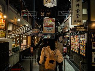 黒潮市場散策中…の写真・画像素材[3753097]