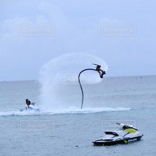 モルディブのマリンスポーツの写真・画像素材[3056336]