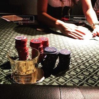 カジノの写真・画像素材[115831]