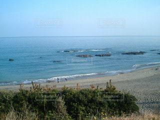 東日本大震災前の大洗海岸の写真・画像素材[3024663]