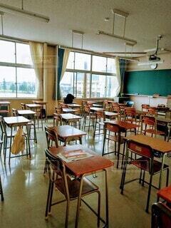 教室の写真・画像素材[3900823]