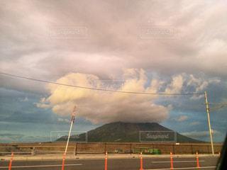 桜島の写真・画像素材[147141]