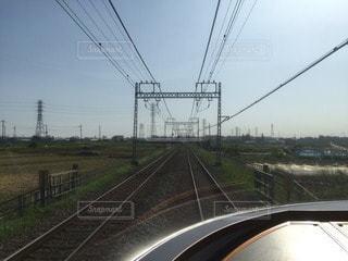 電車の写真・画像素材[117651]