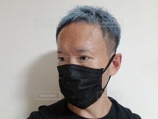 マスクをしている人の写真・画像素材[3631252]