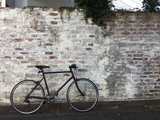自転車の写真・画像素材[256572]