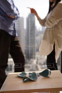 喧嘩する夫婦の写真・画像素材[2056493]