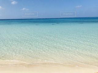 海と青空の写真・画像素材[3019746]
