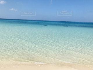 海と青空の写真・画像素材[3019748]