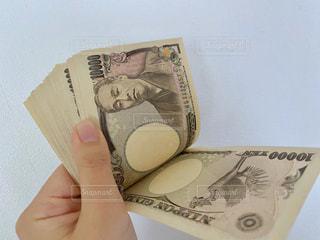 1万円札の写真・画像素材[3024551]