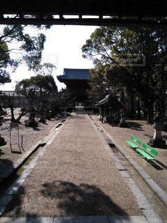 徳川家康ゆかりの寺の写真・画像素材[3024640]