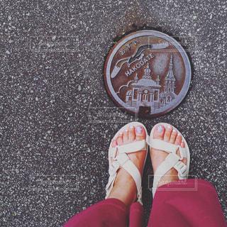 函館旅行にての写真・画像素材[3029642]