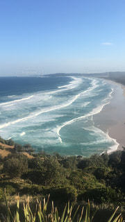 オーストラリア最東端のByron bayの写真・画像素材[3028480]