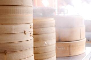 中華街の一角での写真・画像素材[3103955]